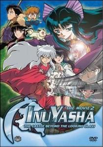 Inuyasha la película 2 El_Castillo de los Sueños en el Interior del Espejo