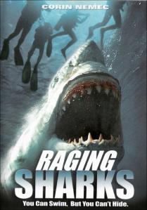 Space Sharks (Raging Sharks)