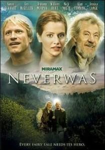 El libro mágico (Neverwas)