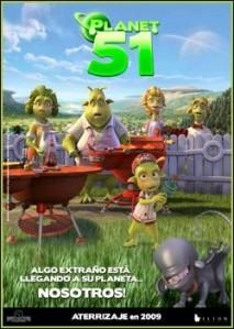 Planet 51 (Planeta 51)