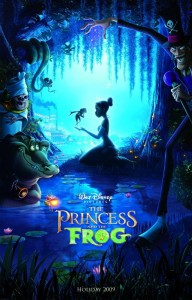 Tiana y el sapo (The Princess and the Frog)