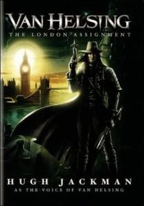 Van Helsing Misión en Londres