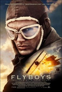 Flyboys: héroes del aire