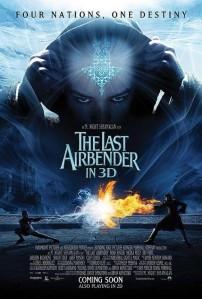 Airbender el ultimo guerrero
